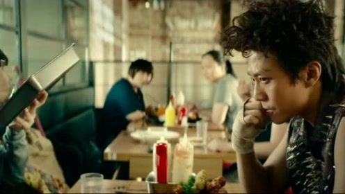 本想吃顿散伙饭,结果吃了顿霸王餐