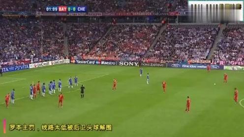 切尔西VS拜仁点球大战,德罗巴一锤定音,欧冠决赛史诗逆转(上)