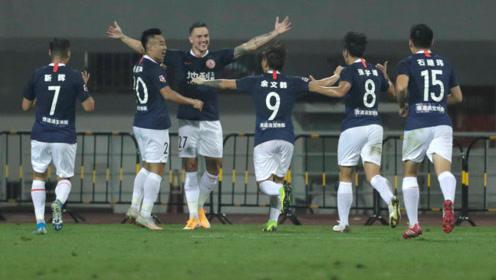中甲第1轮:成都兴城3-2北京人和首个比赛日出现冷门升班马逆转北京人和