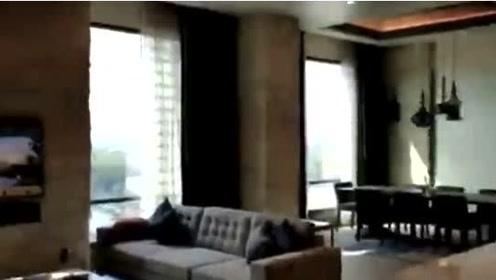 詹姆斯超百平复赛奢华房间全景