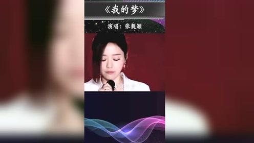 张靓颖献唱万人演唱会《我的梦》唱哭全场观众