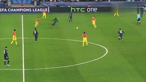 【欧冠经典】梅西VS巴黎圣日耳曼 拥有梅西 让比赛如此简单