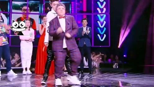 韩红罕见跳舞视频合集,现场即兴舞蹈惊艳全场,真是难得一见!