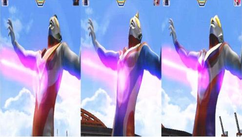 邪神加坦杰厄很轻松的夺走了平成三杰的光,已经没人可以阻止它了