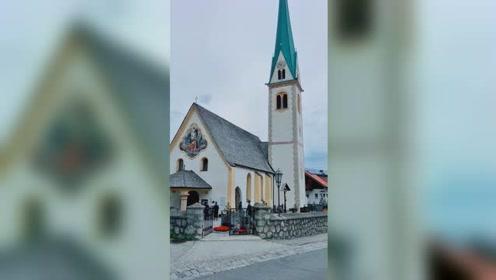 坐落在阿尔卑斯山下的中世纪古城  不能错过的旅程!