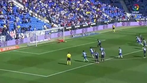 武磊单刀打进西甲首球创历史西班牙人3比1取胜逼近欧战区