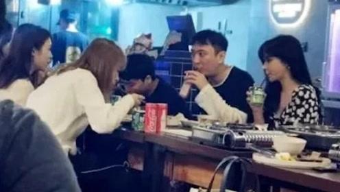 宋美娜再成前任!王思聪又有新女友,酒吧与长发美女贴耳亲密热聊