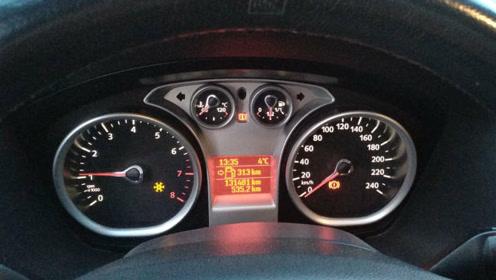 汽车上这几个灯亮了,你还敢继续开吗?检查方法要知道