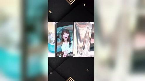 灰姑娘对总裁录表白视频,居然被曝光到全城商场大屏幕上,这下总裁生气了
