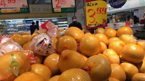 柚子买圆的好还是尖的好?老果农醉酒后说漏了嘴,以后别再瞎吃了