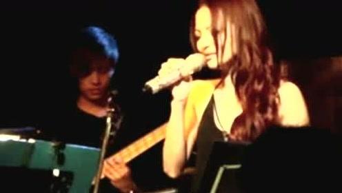 张韶涵超好听现场版《失忆》绝对罕见的版本!
