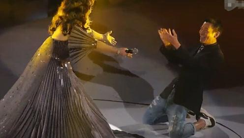 百年来真正的殿堂级女歌手,70多岁再开嗓,天王刘德华直接跪拜了