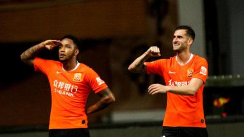 中超焦点黄海8 - 7点胜卓尔保级,单场3红牌,武汉一度要求罢赛