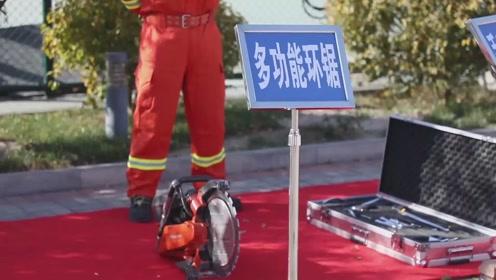 (电视通稿·国内·社会)天津举办卫生健康行业消防反恐综合演习