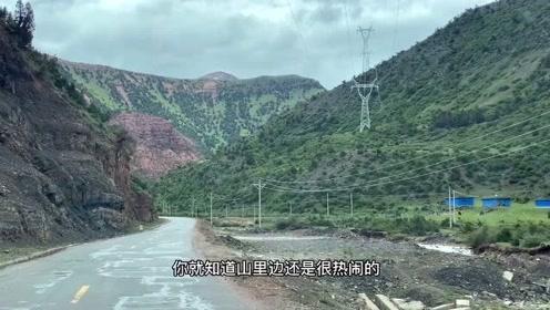 《天堂西藏》146、一路风景,一路险境