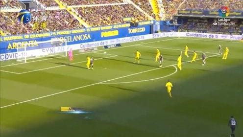 西甲联赛:皇马1:1战平比利亚雷亚尔