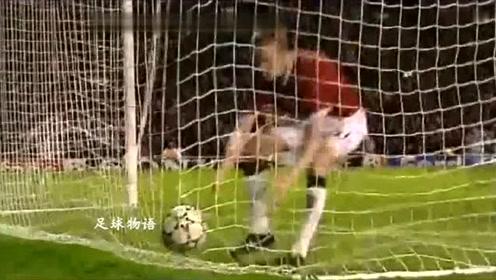 欧冠经典,曼联vsAC米兰,看看当年的卡卡有多么的强!