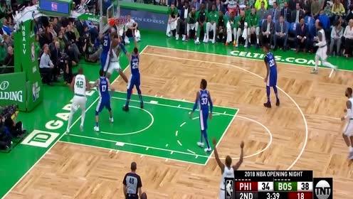 NBA第1周十佳助攻 西帝三度上榜胯下妙传脑后助攻应有尽有