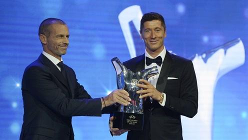 拜仁队内晚宴?新赛季欧冠抽签仪式 近距离感受下幕后的颁奖之夜