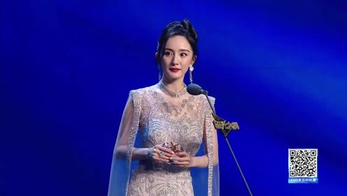 All Star Night: Yang Mi - Most Commercially Valuable Artist of the Year
