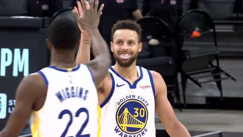 2021年02月10日 NBA常规赛 勇士vs马刺全场录像回放