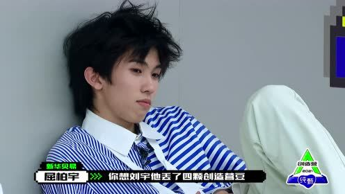 BTS: Lin Mo's breakdown, explosive hair style   CHUANG 2021