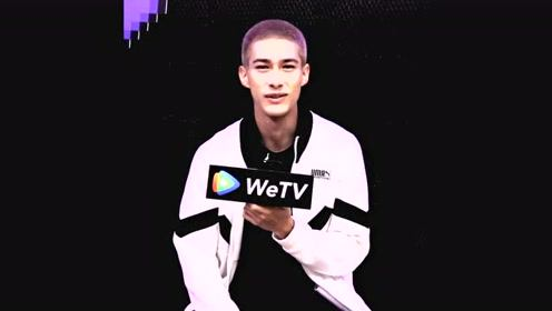 ID: Greeting from Caelan, Kazuma and Mika to WeTV Fans   CHUANG 2021