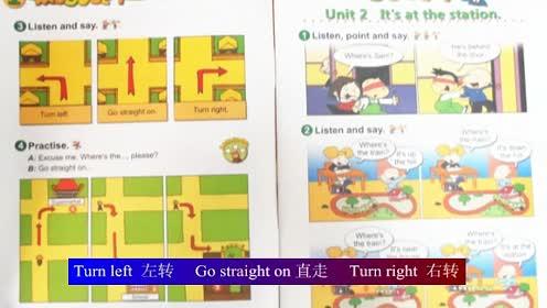 外研版五年级英语上册(三年级起)Module 4_Unit2动画Flash课件1