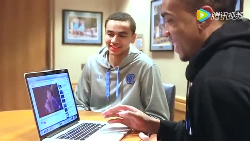 UNC Marcus Paige & Brice Johnson Reminisce