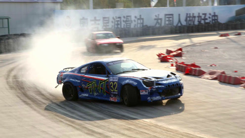 GTS汽车漂移国际大奖赛视频集锦