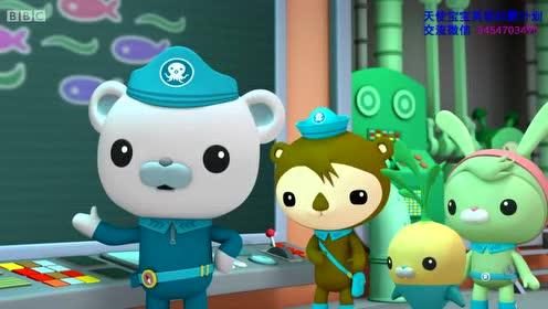 幼儿英语启蒙动画片