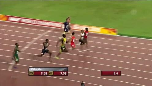 体育:田径赛场上的短跑飞人再次起飞