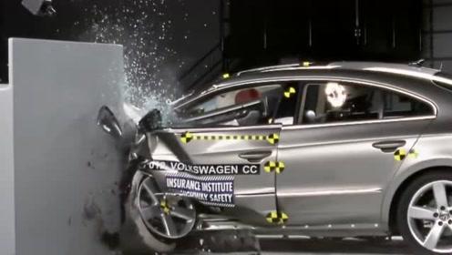 大众汽车美国高速安全碰撞测试 (32播放)
