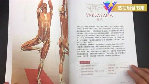 瑜伽垫上解剖书——瑜伽教练必学书籍
