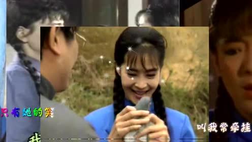 琼瑶剧《三朵花》中俞小凡穿民国服装好美,好清纯,这歌更是好听