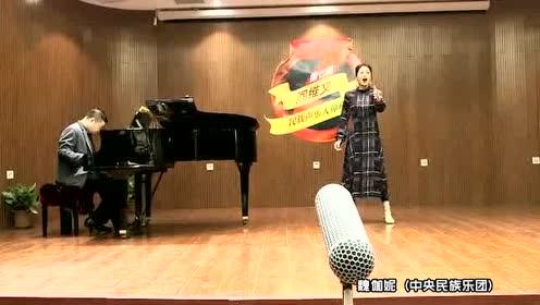 第七期阎维文民族声乐大师班精彩回顾 歌唱家王凯第一视角