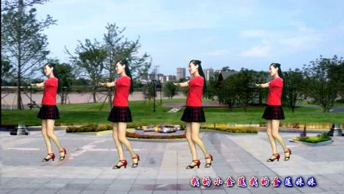 恶搞音乐广场舞《西门庆的眼泪》创新32步,令人搞笑又回味