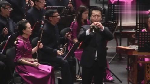 著名唢呐演奏家石海彬唢呐与乐队《关中情》唢呐风情民族音乐会