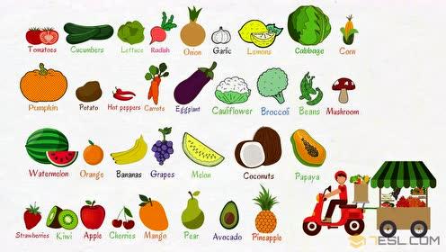 北师大版二年级英语下册Unit 8 Vegetables