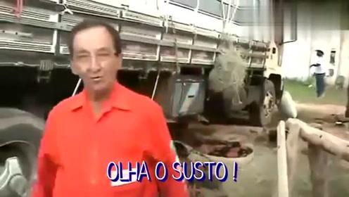 外国恶搞视频:五分钟恶搞(恶作剧)