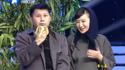 爆笑小品再次上演,相声演员何云伟联手买红妹