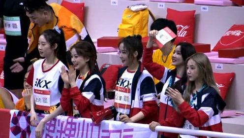 《超新星运动会》赵粤在女子武术表演比赛中表现很精彩
