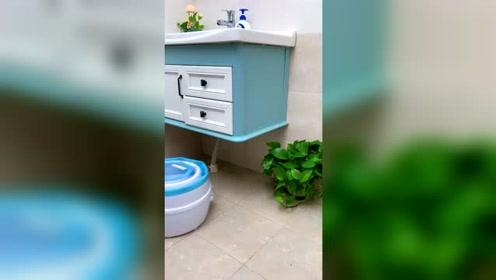 多功能折叠洗衣机,方便好用,贴身衣服轻松洗