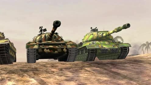 《坦克世界闪击战》7.2版本更新视频