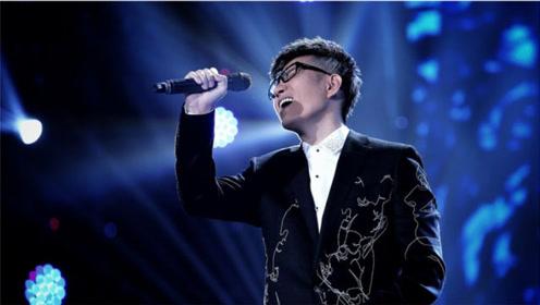 汪峰没想到,石头竟然翻唱他的歌曲,一开口就点燃全场!