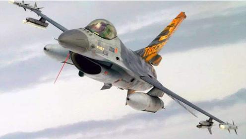 坠机率达1/7,美国经典战机F16为何有如此高的坠