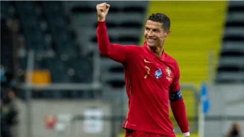 天神下凡!C罗vs瑞典个人精彩集锦,梅开二度铸造百球传奇