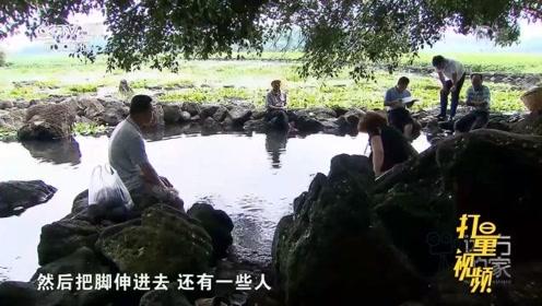 台风过后,体验海南另一种惬意的生活方式:泡冷泉