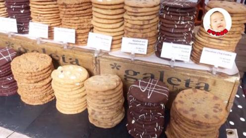 旅游的美好不止是景色还有美食的美好!法式路边甜点让人沉迷!