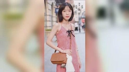武汉美女街拍,第一位小姐姐应该是男生最想拥有的女友类型吧?